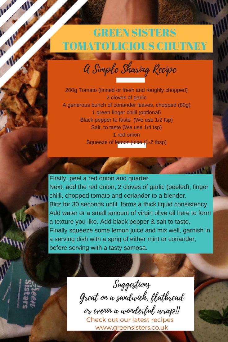chutney recipe 2