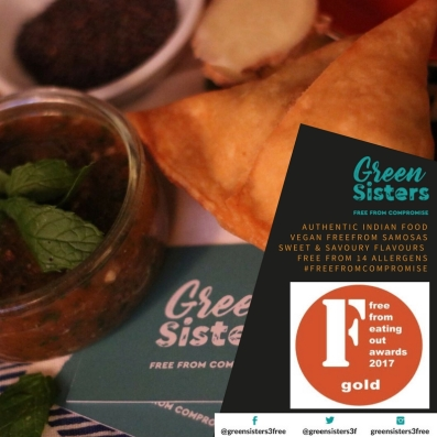 Green Sisters Editorial Gold FFEOA17